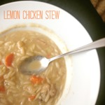 lemon chicken stew