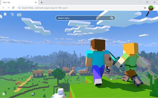 Piglin Minecraft HD Wallpapers New Tab