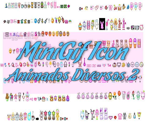 Mini gif icon animados diversos parte 2