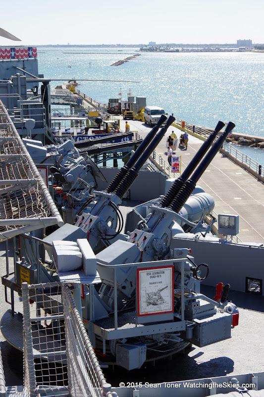 02-08-15 Corpus Christi Aquarium and USS Lexington - _IMG0557.JPG