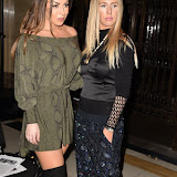 OIC - ENTSIMAGES.COM - Abi Clarke and Naomi Isted at the  LFW a/w 2016: Fashion DNA Pakistan - catwalk showw  in London 20th February 2016 Photo Mobis Photos/OIC 0203 174 1069