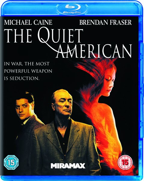 El americano impasible (The Quiet American) [2002][Intriga. Drama][m1080p][BDRip x264][Dual][Eng.Esp][Ac3-5.1][Subs]