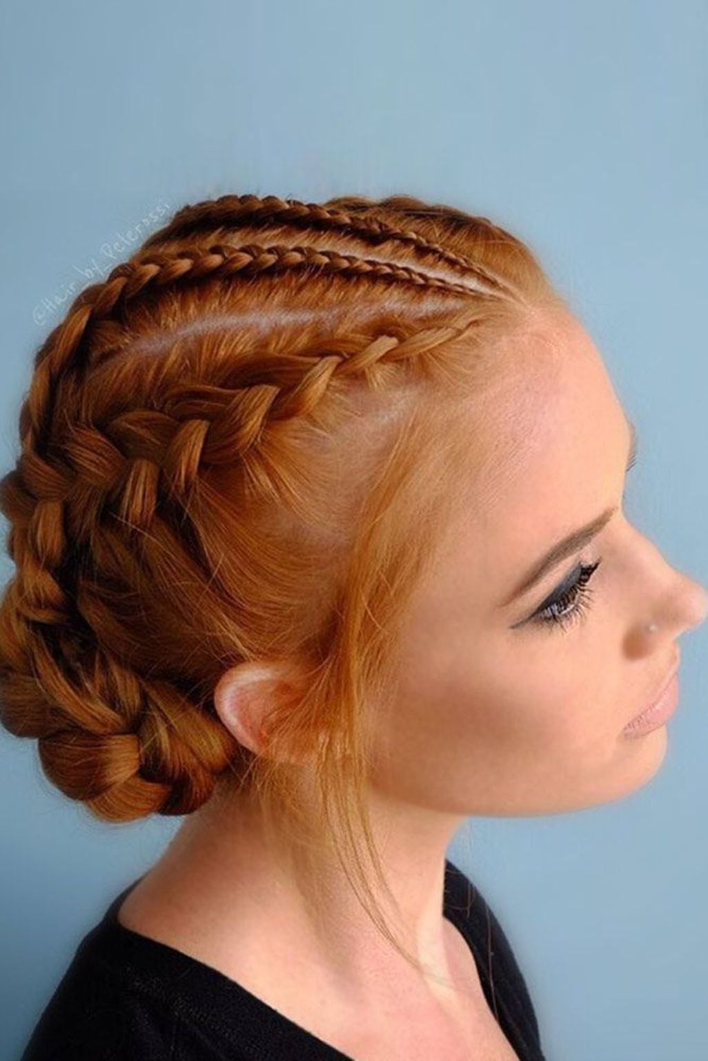 36+Most Beautiful Hairstyles for Thin Hair - Style2 T