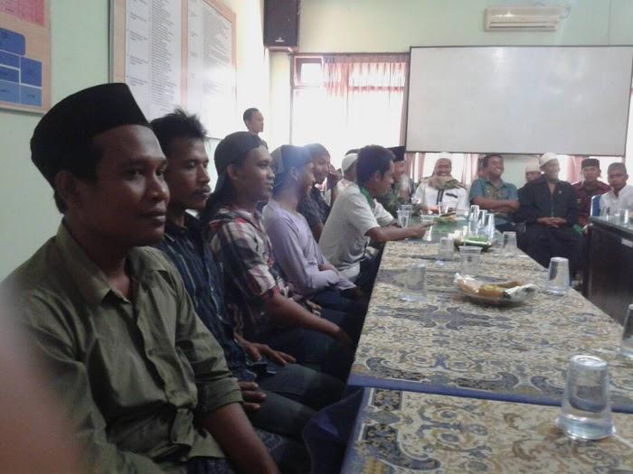 Pondok Pasrepan Pasuruan ajak Pemerintah dan Aparat Aksi Bersama menutup Kantor HTI