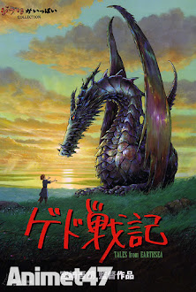 Gedo Senki -Tales from Earthsea - Truyền Thuyết Về Rồng / 2006 Poster