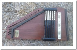 Zimmerman autoharp to repair