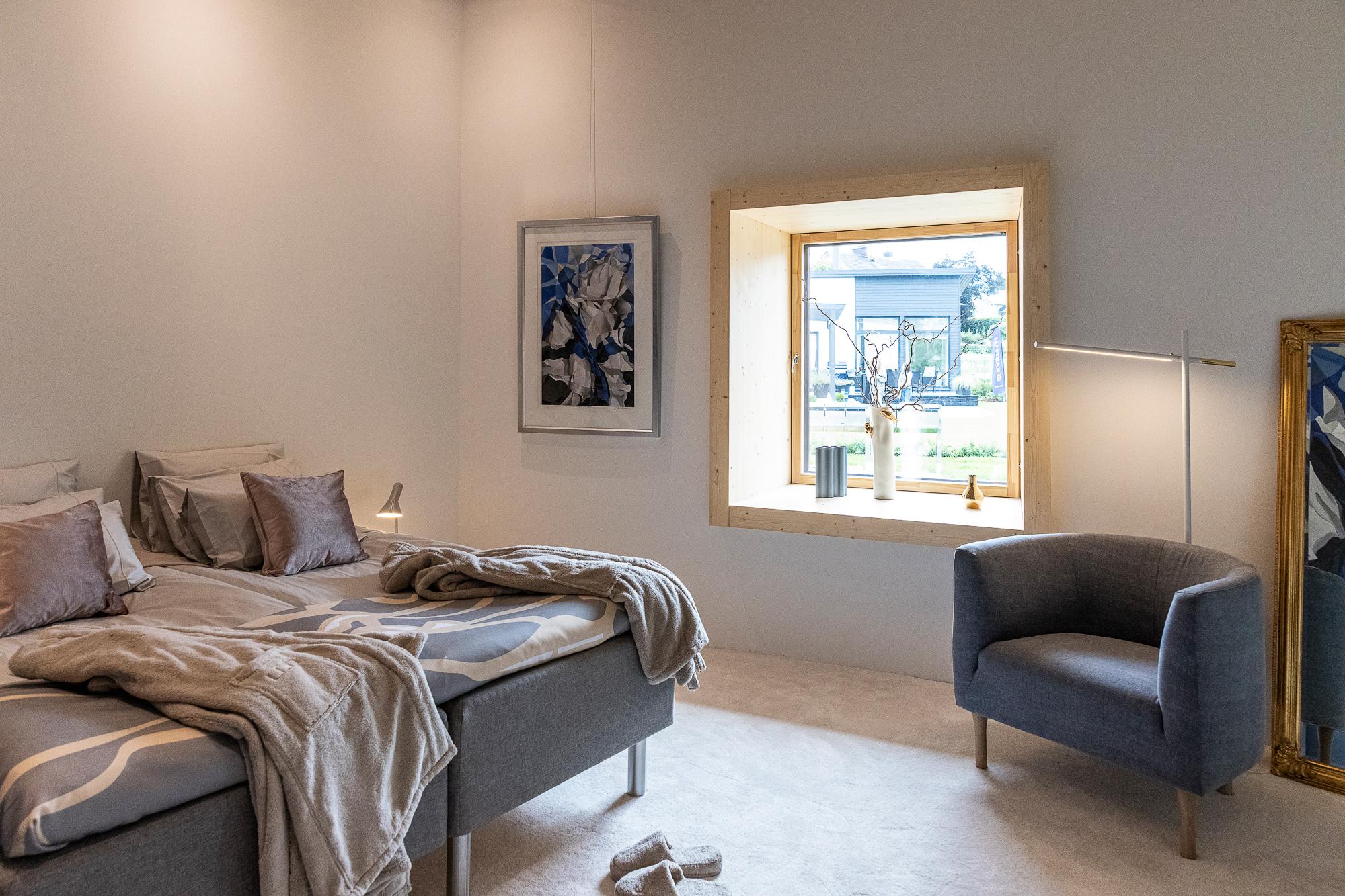 Asuntomessut 2021, asuntomessukohde, Lohjan asuntomessut, Vuoden 2021 Asuntomessut, parhaat asuntomessukohteet, tärpit messuille, valokuvaaja, visualaddict, Frida Steiner, visualaddictfrida, sisustus, sisustusinspiraatio, sisustaminen, keittiö, makuuhuone, olohuone, Pyörre, pyöreä talo