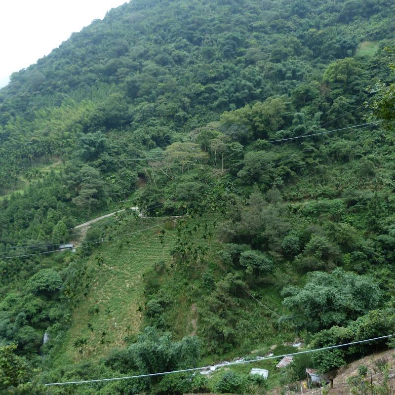 Puli  en passant , entre autres, par les villages de l ethnie Bunum de Loloko et Dili. J 10 - P1170141.JPG