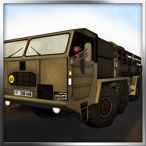 軍用運輸機卡車 模擬 LOGO-玩APPs