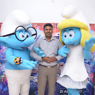 Smurfs The Lost Village Movie Pressmeet (3).JPG