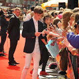 OIC - ENTSIMAGES.COM - Charlie Lenehan of Bars and Melody Band at the UK premiere of Up All Night at at Vue Leicester Square London 10th May 2015  Photo Mobis Photos/OIC 0203 174 1069