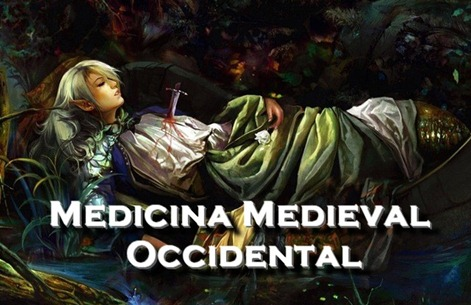 Medicina medieval occidental
