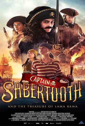 Captain Sabertooth and the Treasure of Lama Rama - Thuyền Trưởng Răng Kiếm Và Kho Báu Của Rama