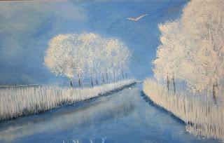 Snowy Silence.