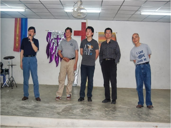 Thailand short-term mission trip. 2011-01 泰国宣教