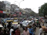Daily life in Old Delhi