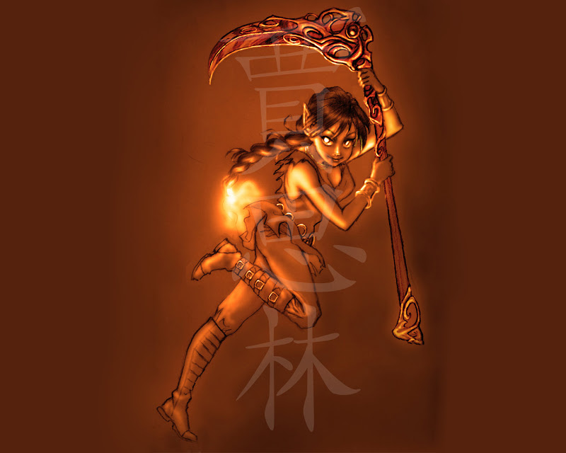 Little Fairy Of Flame, Fairies 4