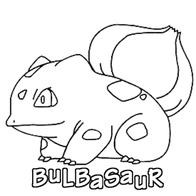 Free Printable Pokemon Coloring Pages New
