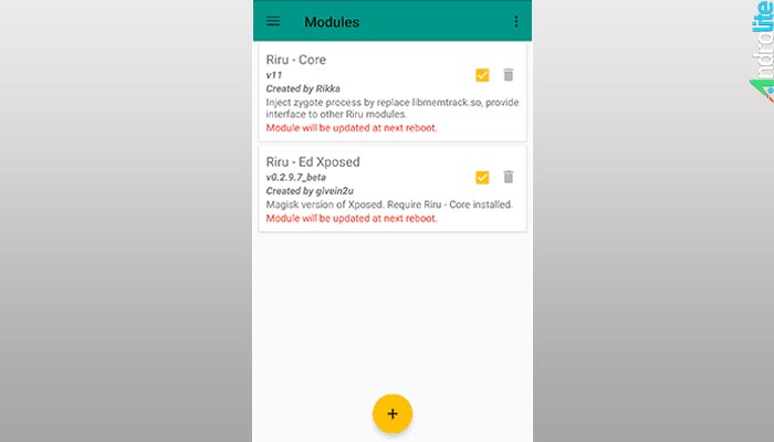 Xposed Framework Installer Android Pie 9