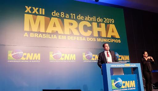 Paulo Câmara defende pauta única para Estados e municípios