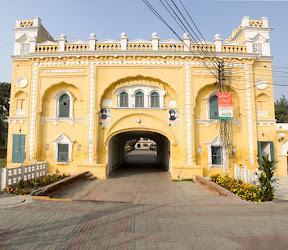 Saraye built in Colonial period.