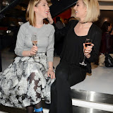 OIC - ENTSIMAGES.COM - Katherine Ryan and Jordan Dwayne Lampaert at the Omar Hassan - Breaking Through, Private View at ContiniArtUK in London 23rd April 2015 Photo Mobis Photos/OIC 0203 174 1069