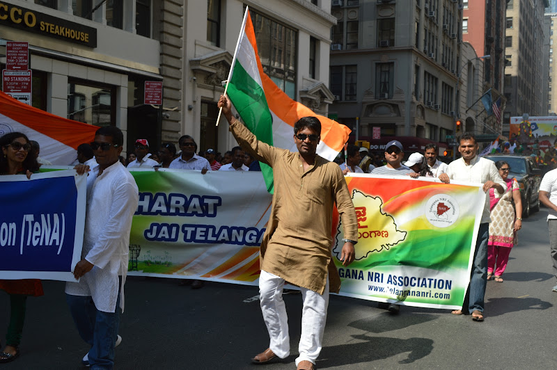 Telangana State Float at India Day Parade NY 2015 - DSC_0638.JPG