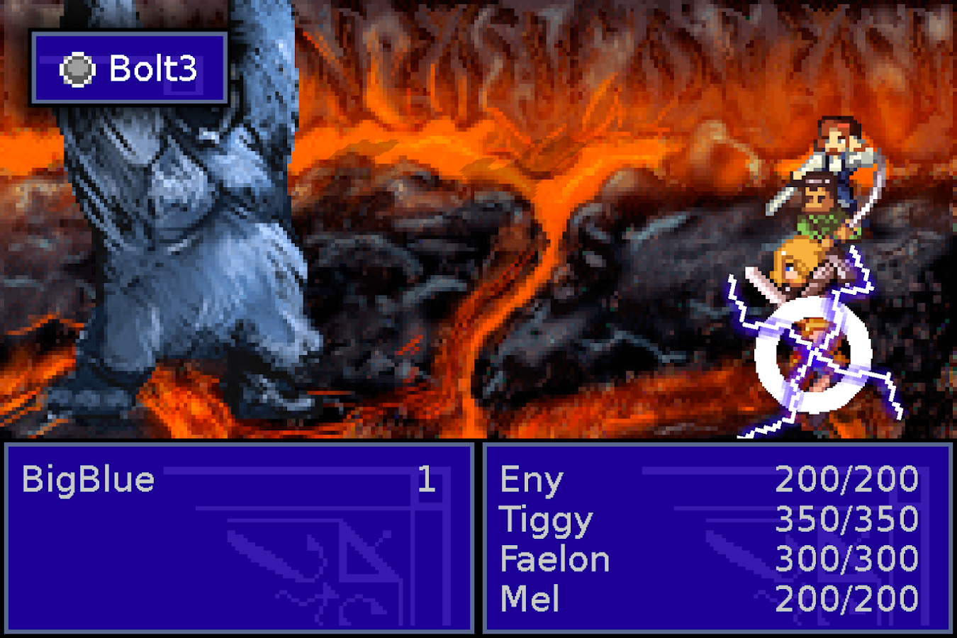 Monster RPG 2- screenshot