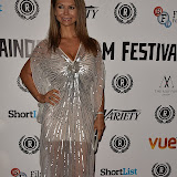 OIC - ENTSIMAGES.COM - Simona Roman at the  My Hero Film Premiere at Raindance Film Festival London 25th September 2015 Photo Mobis Photos/OIC 0203 174 1069