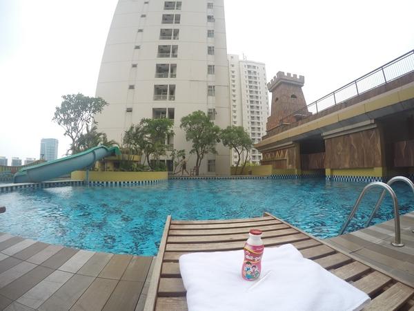 Morinaga Chil-Go di Hotel