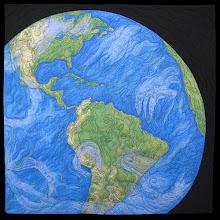 """Photo: """"Home Planet"""" by Susan Brubaker Knapp www.bluemoonriver.com"""
