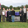 John Falcone Flagpole Memorial Ceremony