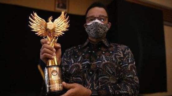 Luar Biasa! Dipimpin Anies, Jakarta jadi Provinsi Paling Demokratis Empat Tahun Beruntun