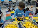 Turma 031 experiencia Robótica Educacional