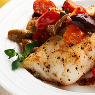 Mediterranean Cod Fish Recipes
