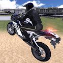 Police Bike Traffic Rider icon