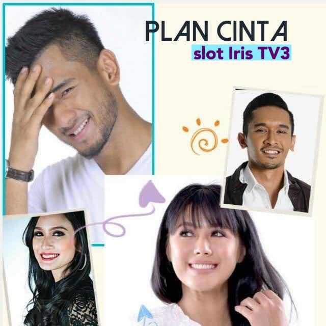 Permalink to Drama Plan Cinta, akan datang di slot Iris TV3