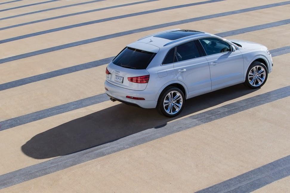 2015 Audi Q3 5
