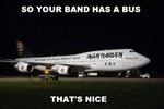 Ed Force One - Band Has a Bus