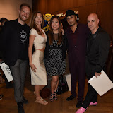 OIC - ENTSIMAGES.COM - Ben Kaminsky, Olivia Fox - Made in Chelsea LA, Vanessa Horca,  R and B Singer Jordel Odine - Steelo and  Tony Moore - Iron Maiden Singer  at the  Bang and Olufsen 90th Anniversary Love London Collection  London 10th September 2015 Photo Mobis Photos/OIC 0203 174 1069