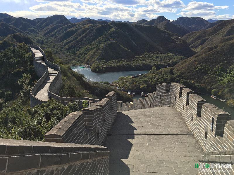 [中國.北京.懷柔] 黃花城水長城:北京唯一一處長城與水相連的長城