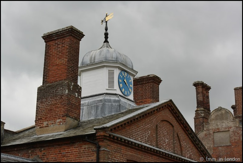 Felbrigg Hall Clock