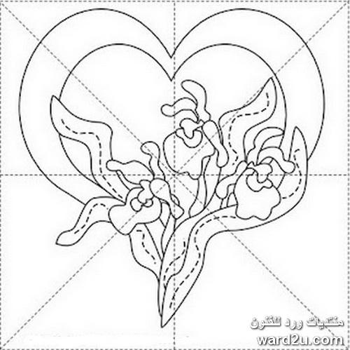 تصميمات فى قلوب متعددة الاغراض
