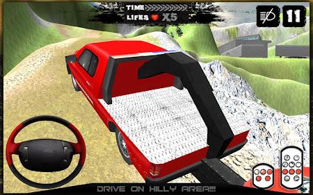 Offroad Tow Truck 3D 1.2 screenshot 1640348