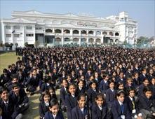 أضخم مدرسة في العالم