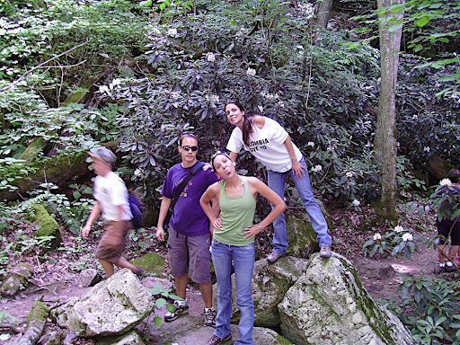 Me, Ana and Elena