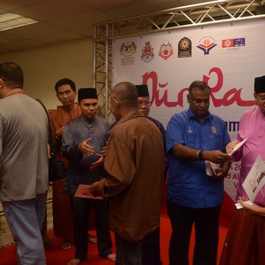 Program Sumbangan Nur Ramadhan Usaha Murni KWP Membantu Golongan Asnaf