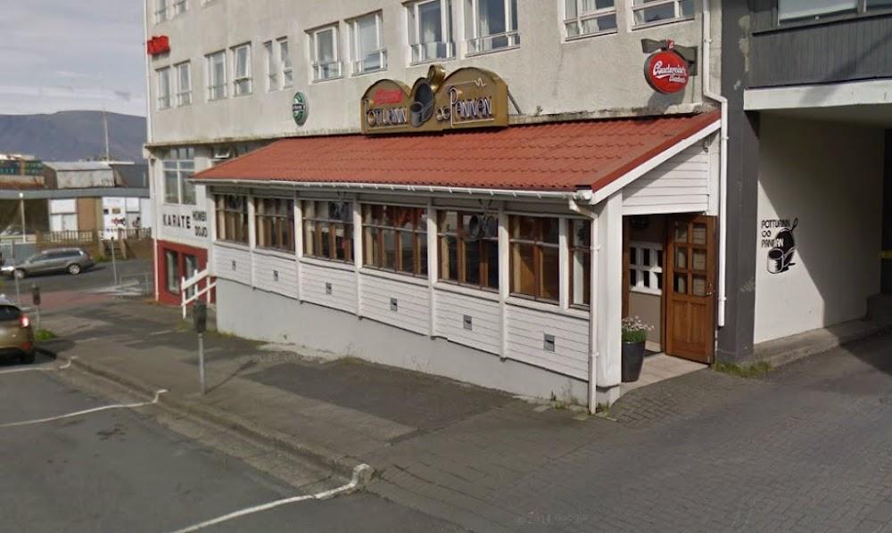 "Ресторан  ""Potturinn og Pannan"" в Рейкъявике"