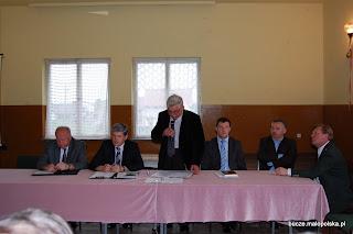 Zebranie wiejskie 2013