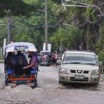 Flooding Increasing Near Wat Pa